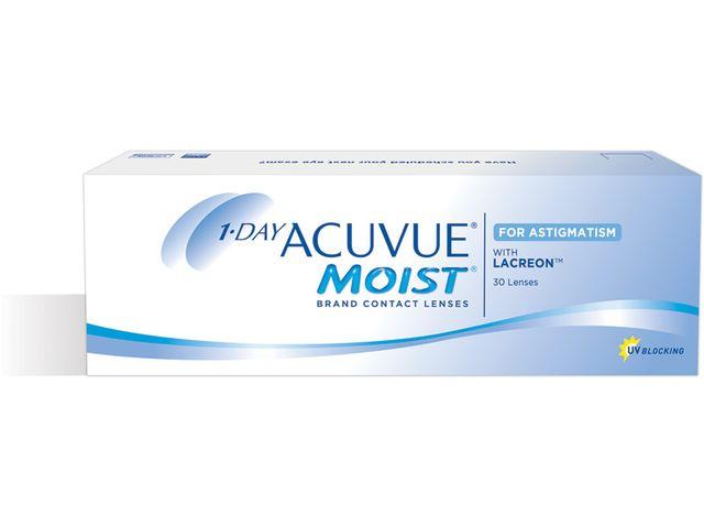 1-Day Acuvue Moist for Astigmatism 30er Box