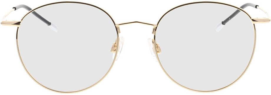 Picture of glasses model Comma, 70035 13 gold 49-16 in angle 0
