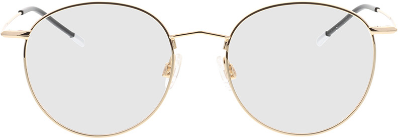 Picture of glasses model Comma, 70035 13 Goud 49-16 in angle 0