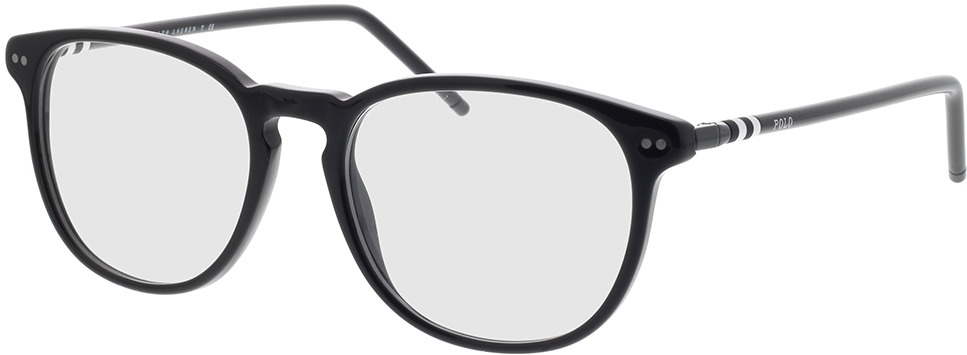 Picture of glasses model Polo Ralph Lauren PH2225 5001 52-18 in angle 330