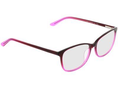 Brille Osaka-pink-verlauf