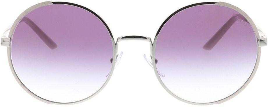 Picture of glasses model Prada PR 59XS 08B4W1 57-22 in angle 0