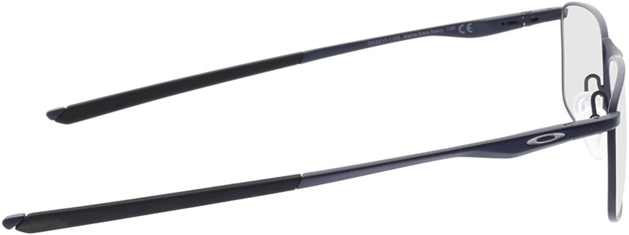 Picture of glasses model Oakley Socket 0.5 OX3217 11 55-17 in angle 90