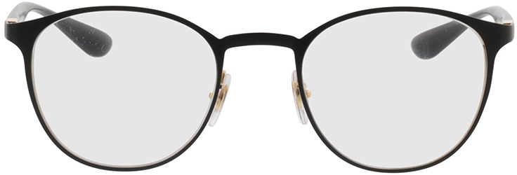 Picture of glasses model Ray-Ban RX6355 2994 47-20 in angle 0