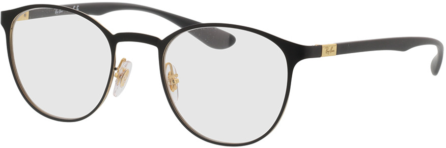 Picture of glasses model Ray-Ban RX6355 2994 47-20 in angle 330