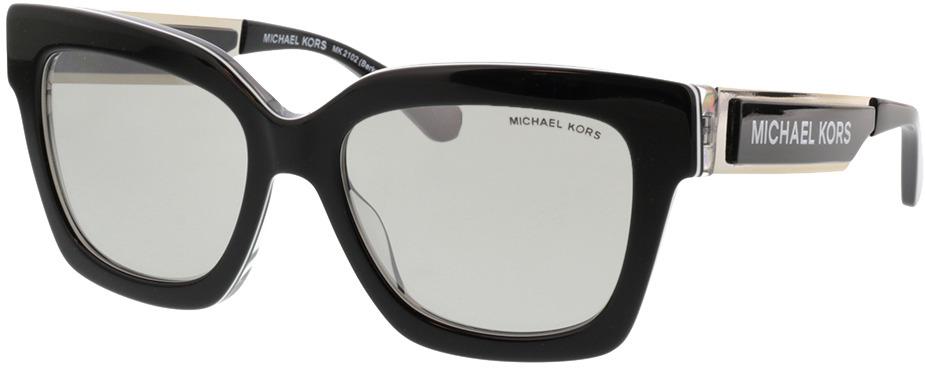 Picture of glasses model Michael Kors Berkshires MK2102 36666G 54-18 in angle 330