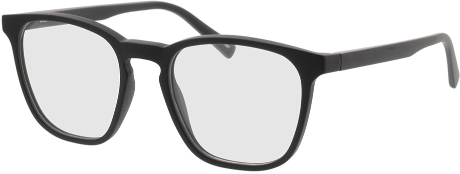Picture of glasses model Willow-schwarz in angle 330