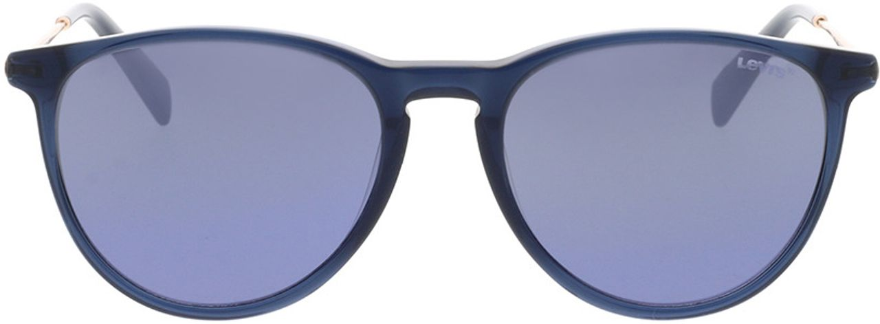 Picture of glasses model Levi's LV 5007/S PJP 54-18 in angle 0