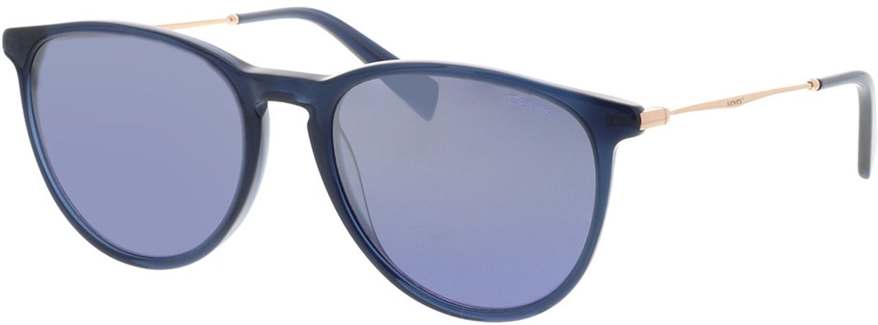 Picture of glasses model Levi's LV 5007/S PJP 54-18 in angle 330
