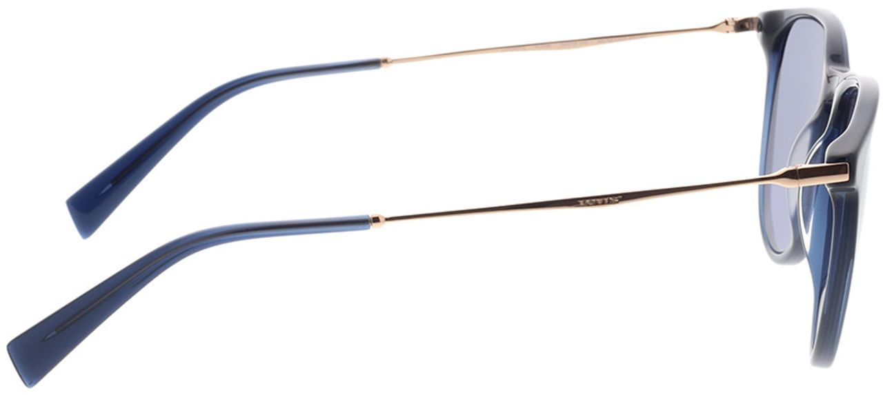 Picture of glasses model Levi's LV 5007/S PJP 54-18 in angle 90