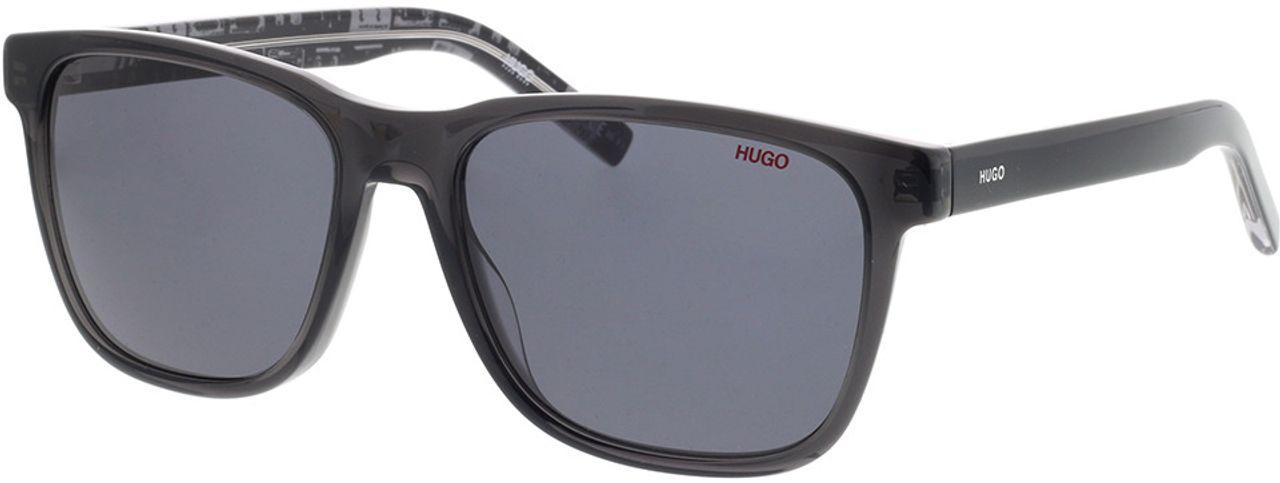 Picture of glasses model Hugo HG 1073/S 5RK 56-18 in angle 330