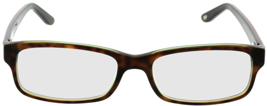 Picture of glasses model Ray-Ban RX5187 2445 52-16 in angle 0