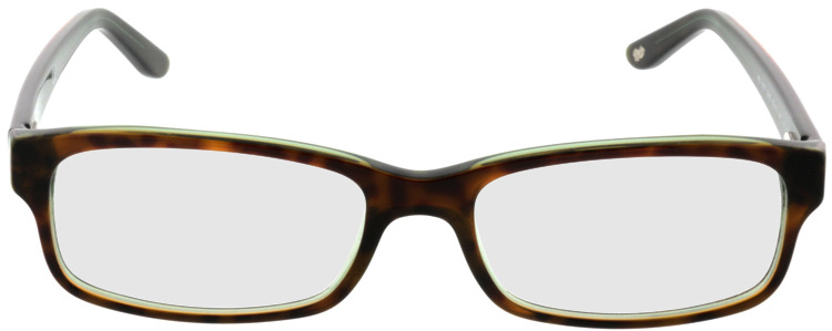 Picture of glasses model Ray-Ban RX5187 2445 52 16 in angle 0