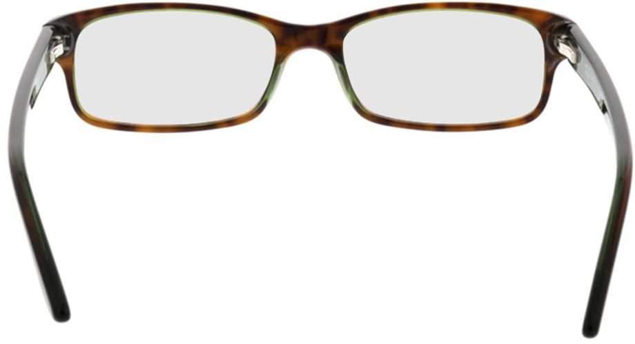 Picture of glasses model Ray-Ban RX5187 2445 52-16 in angle 180
