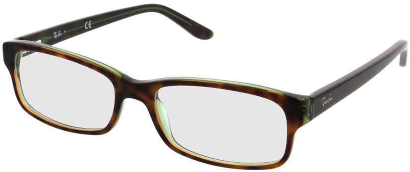 Picture of glasses model Ray-Ban RX5187 2445 52 16 in angle 330