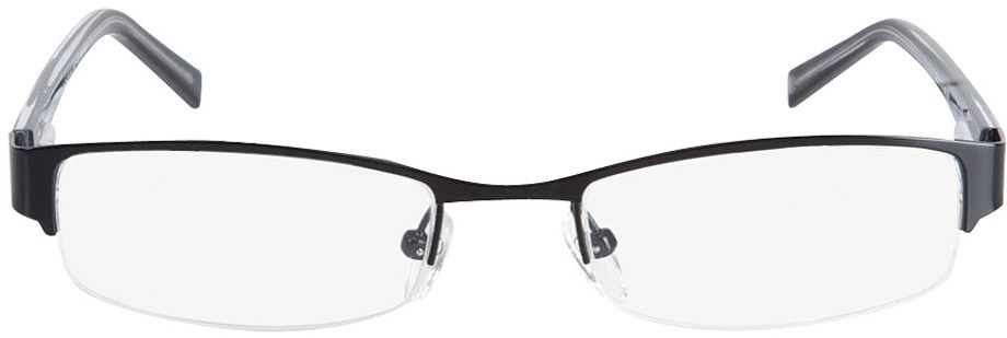 Picture of glasses model Norwich black in angle 0