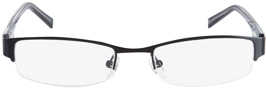 Picture of glasses model Norwich preto in angle 0
