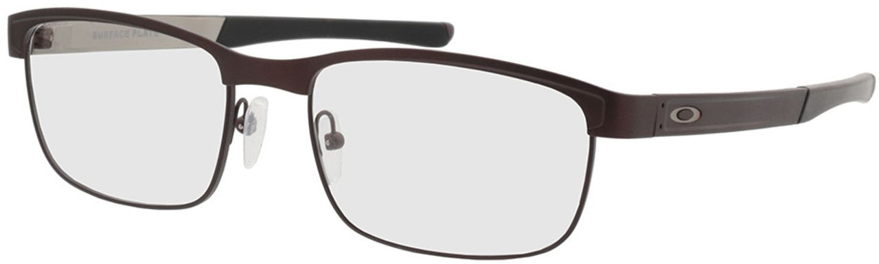 Picture of glasses model Oakley Surface Plate OX5132 05 54-18  in angle 330