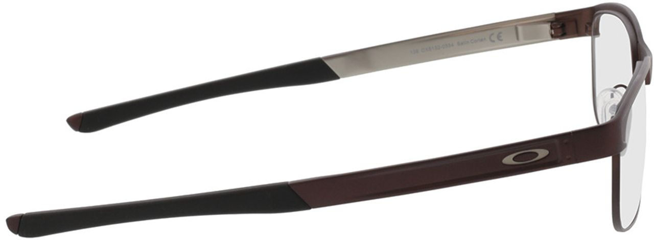 Picture of glasses model Oakley Surface Plate OX5132 05 54-18  in angle 90