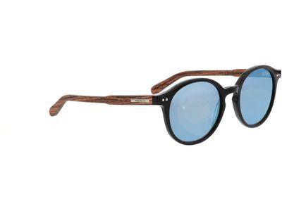 Brille Wood Fellas Sunglasses Leuchtenberg walnut 51-20