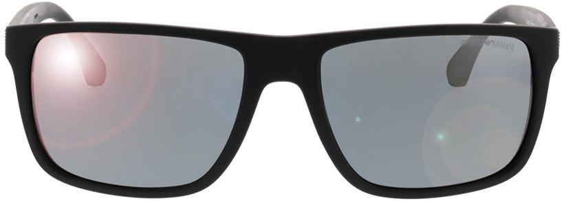 Picture of glasses model Emporio Armani EA4033 56496Q 56-17 in angle 0