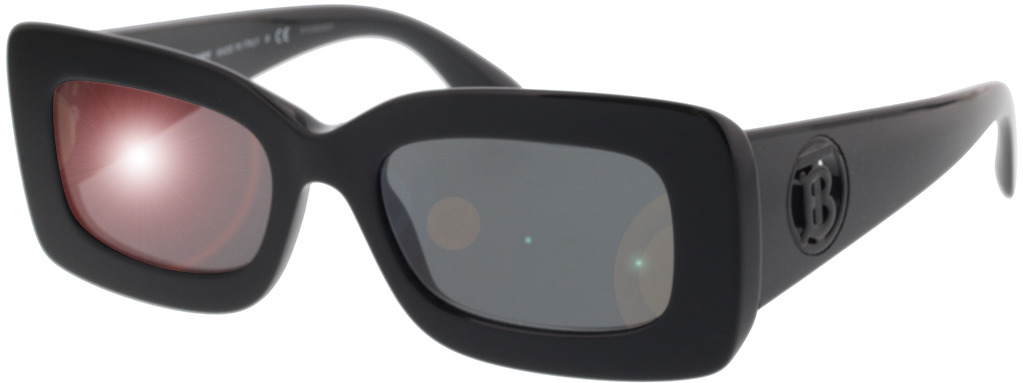 Picture of glasses model Burberry BE4343 300187 52-19 in angle 330