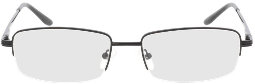 Picture of glasses model Feline-schwarz in angle 0