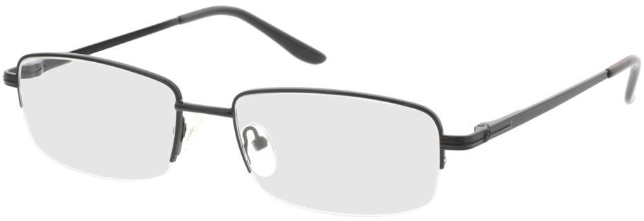 Picture of glasses model Feline-schwarz in angle 330