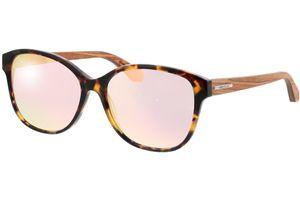 Sunglasses Wallerstein zebrano/havana 56-15