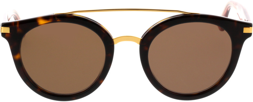 Picture of glasses model Tommy Hilfiger TH 1517/S 086 48-22 in angle 0