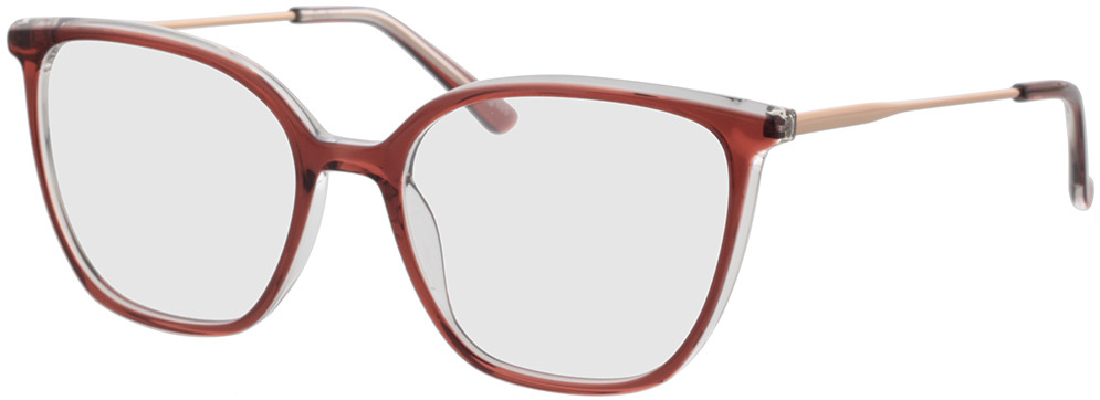Picture of glasses model Shelby-rot transparent in angle 330