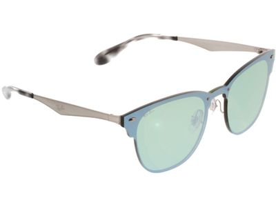 Brille Ray-Ban Blaze Clubmaster RB3576N 042/30 41-141