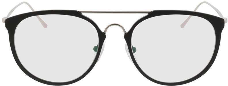 Picture of glasses model Elim black/silver in angle 0