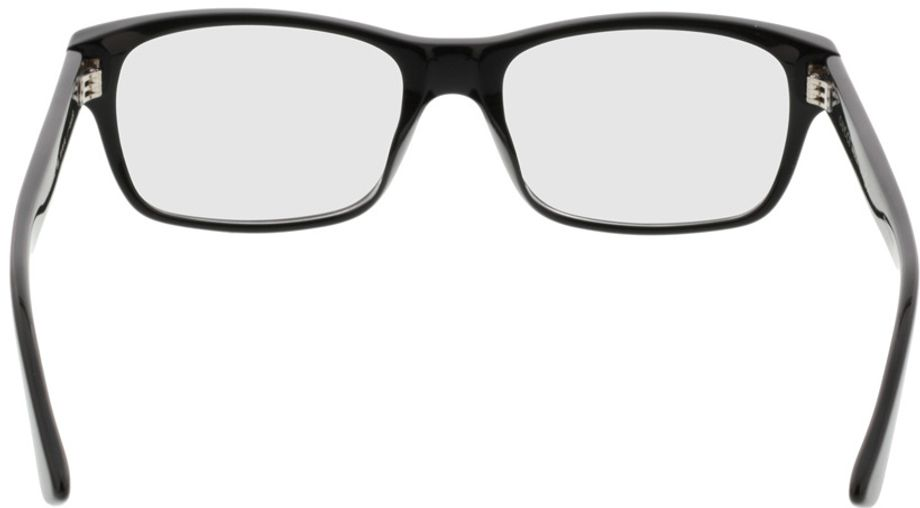 Picture of glasses model Gucci GG0006O-005 55-18 in angle 180