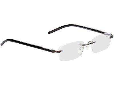 Brille Serra-schwarz