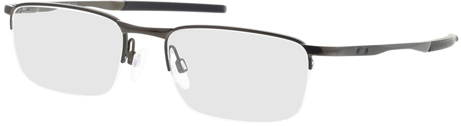 Picture of glasses model Oakley Barrelhouse 0.5 OX3174 02 53-18 in angle 330