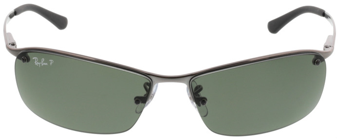 Picture of glasses model Ray-Ban Top Bar RB 3183 004/9A 63-15 in angle 0
