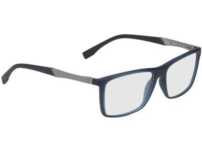 Brille Marseille-blau/silber