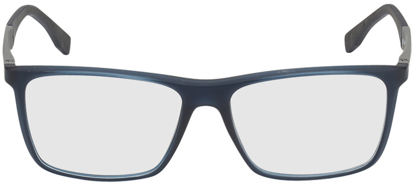 Picture of glasses model Marseille blauw/zilver in angle 0