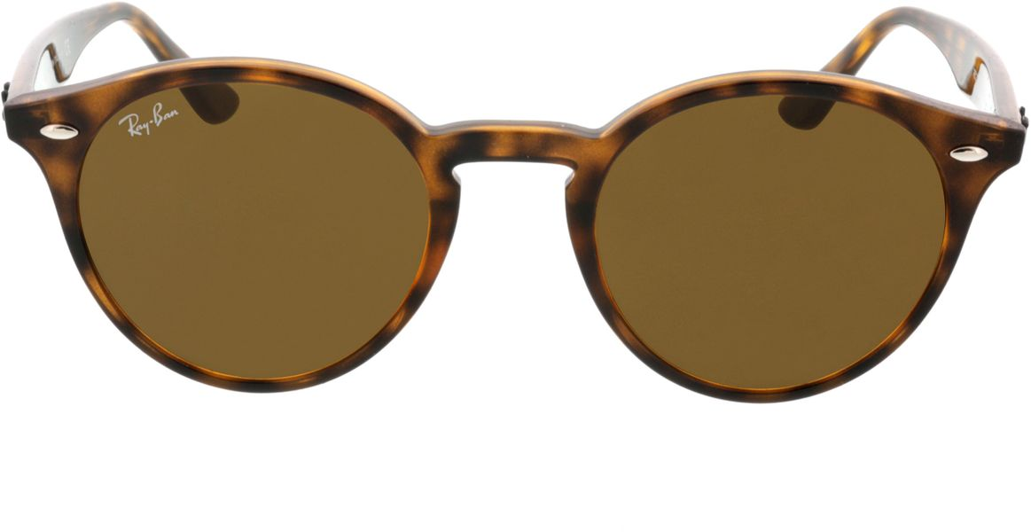 Picture of glasses model Ray-Ban RB2180 710/73 49-21 in angle 0