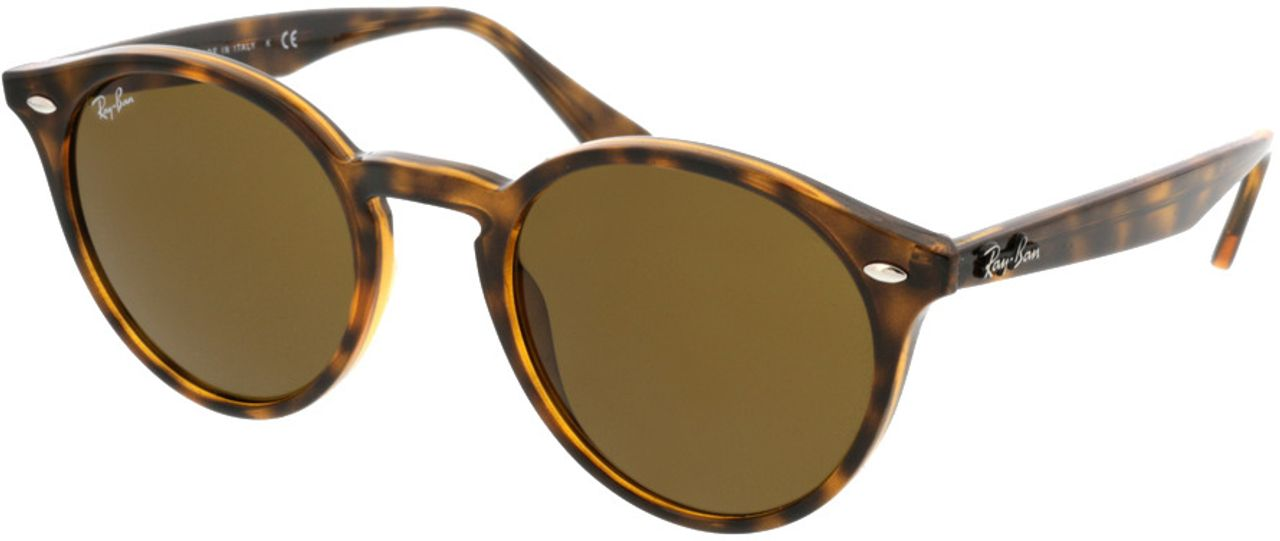 Picture of glasses model Ray-Ban RB2180 710/73 49-21 in angle 330