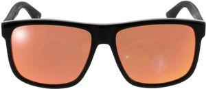 Picture of glasses model Gucci GG0010S-002 58-16