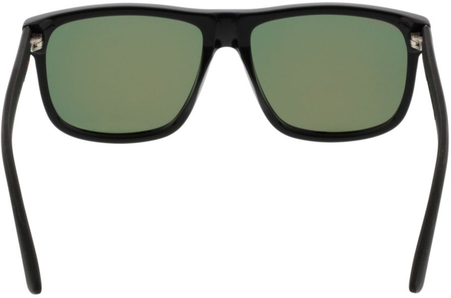 Picture of glasses model Gucci GG0010S-002 58-16 in angle 180