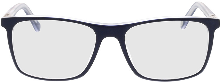 Picture of glasses model Fossil FOS 7076 PJP 53-17 in angle 0
