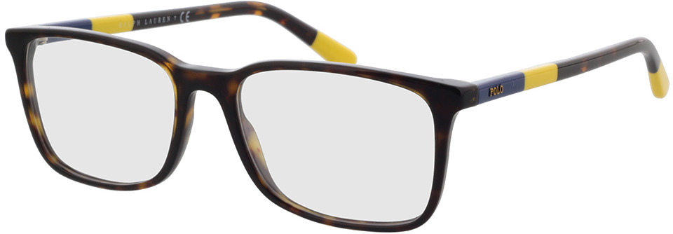 Picture of glasses model Polo Ralph Lauren PH2234 5003 54-17 in angle 330