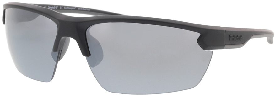Picture of glasses model Timberland TB 9251 02D 74-12 in angle 330