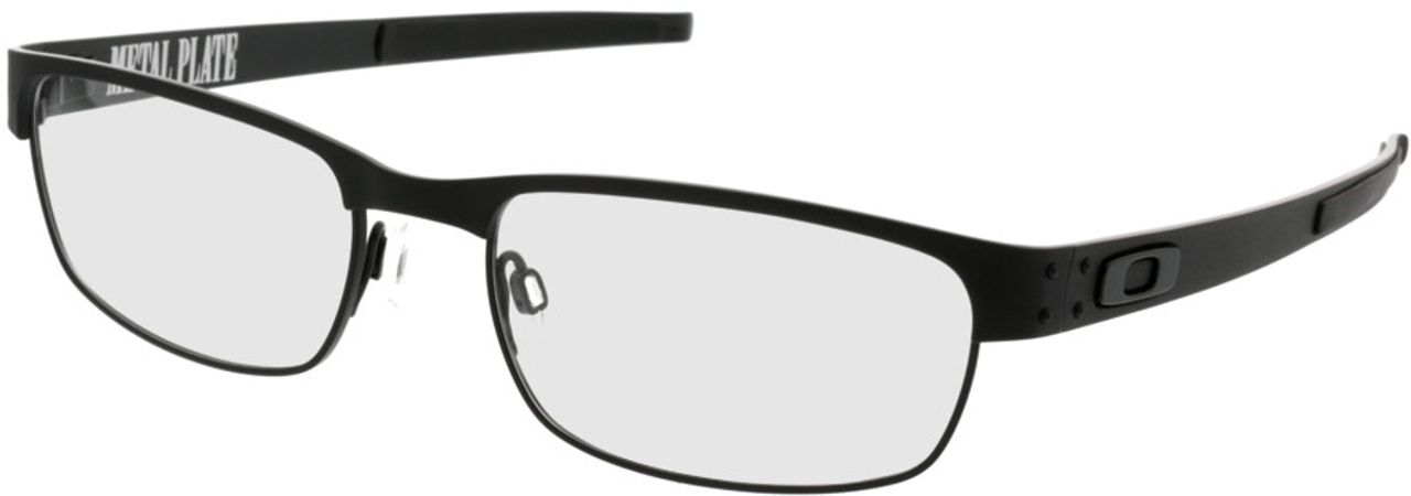 Picture of glasses model Oakley Metal Plate OX5038 05 55-18 in angle 330
