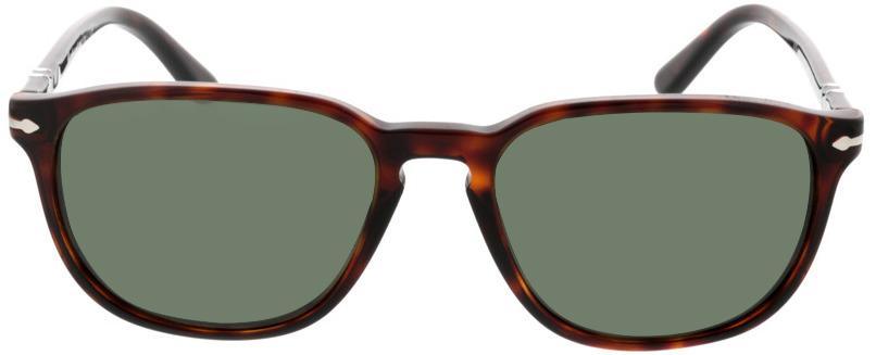 Picture of glasses model Persol PO3019S 24/31 55-18 in angle 0