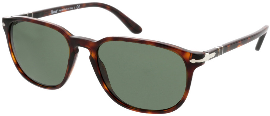 Picture of glasses model Persol PO3019S 24/31 55-18 in angle 330