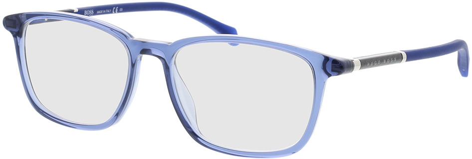 Picture of glasses model Boss BOSS 1133 PJP 54-17 in angle 330